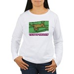 Talk to the Paw Women's Long Sleeve T-Shirt