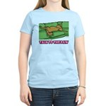 Talk to the Paw Women's Light T-Shirt