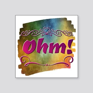 Ohm! Sticker