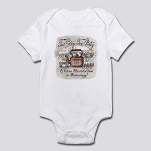 Boston Tea Baggers Baby Clothes Accessories Cafepress