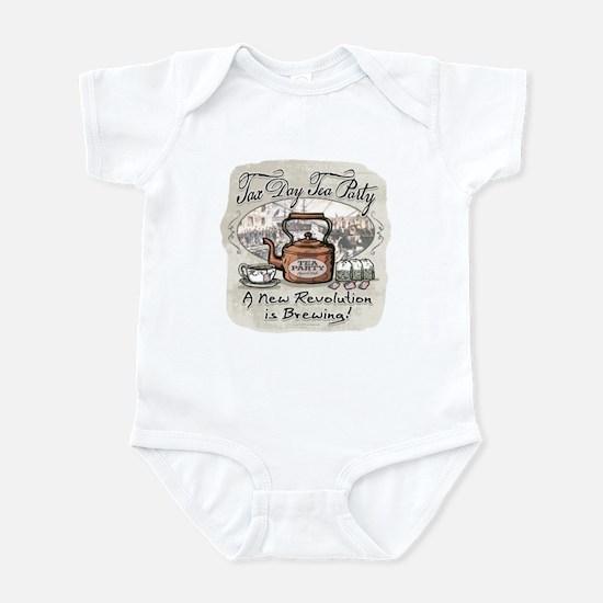 Tax Day Tea Party Infant Bodysuit
