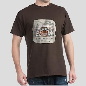 Tax Day Tea Party Dark T-Shirt