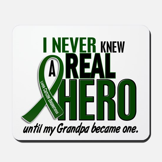 REAL HERO 2 Grandpa LiC Mousepad