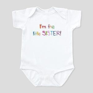 Im The Little Sister Infant Bodysuit