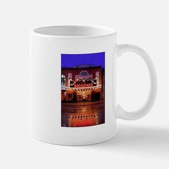 The Biograph Theater Mug