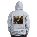 Right-Wing Extremists Zip Hoodie
