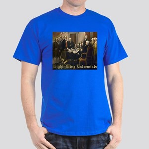Right-Wing Extremists Dark T-Shirt