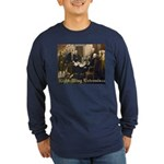 Right-Wing Extremists Long Sleeve Dark T-Shirt