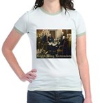 Right-Wing Extremists Jr. Ringer T-Shirt