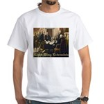 Right-Wing Extremists White T-Shirt