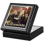Right-Wing Extremists Keepsake Box