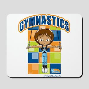 Fiaba's Gyms Stars3 Mousepad