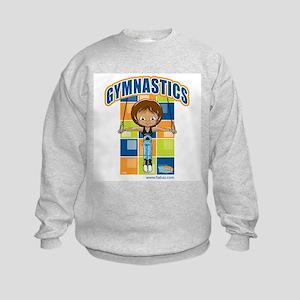 Fiaba's Gyms Stars3 Kids Sweatshirt