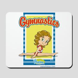 Fiaba's Gyms Stars4 Mousepad