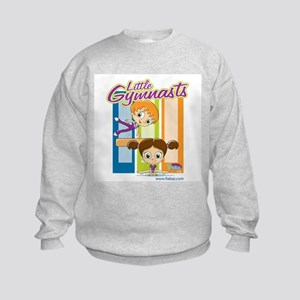Fiaba's Gyms Stars5 Kids Sweatshirt