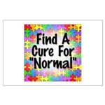 Cure Normal Large Poster