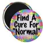 """Cure Normal 2.25"""" Magnet (100 pack)"""