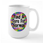Cure Normal Large Mug
