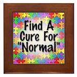 Cure Normal Framed Tile