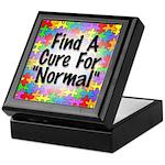 Cure Normal Keepsake Box