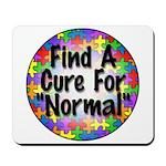 Cure Normal Mousepad