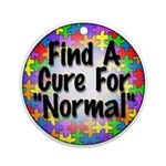 Cure Normal Ornament (Round)
