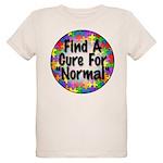 Cure Normal Organic Kids T-Shirt