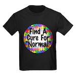 Cure Normal Kids Dark T-Shirt