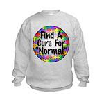 Cure Normal Kids Sweatshirt