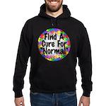 Cure Normal Hoodie (dark)