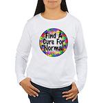 Cure Normal Women's Long Sleeve T-Shirt