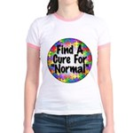 Cure Normal Jr. Ringer T-Shirt