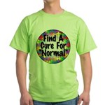 Cure Normal Green T-Shirt
