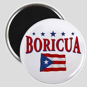 Puerto rican pride Magnet