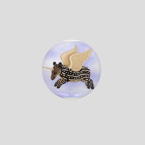 Baby Tapiricorn Mini Button