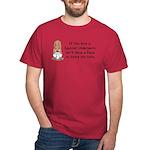 Squirrel Undies Dark T-Shirt