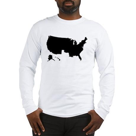 No Texas Long Sleeve T-Shirt