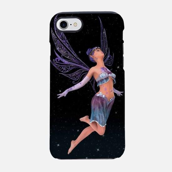 Purple Fairy iPhone 7 Tough Case