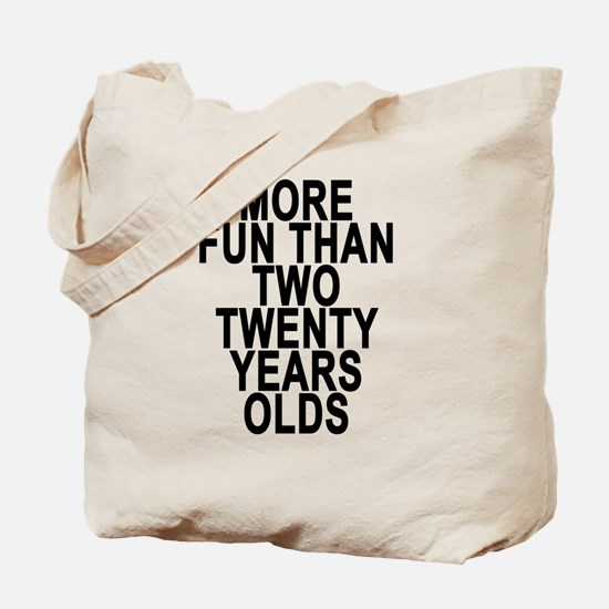 Cute Forty two Tote Bag