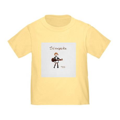 """""""Slowpoke"""" Toddler T-Shirt"""