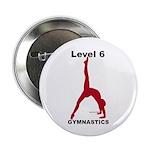 Gymnastics Buttons (10) - Level 6