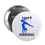 Gymnastics Buttons (10) - Level 8
