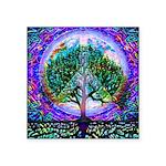 Peace on Earth Tree Sticker