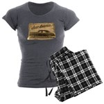 VINTAGE AUTO-JUST ARRIVED Women's Charcoal Pajamas