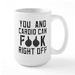 You and cardio Mugs