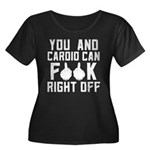 You and cardio Plus Size T-Shirt