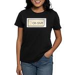 Oh Shift! key Women's Dark T-Shirt