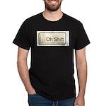 Oh Shift! key Dark T-Shirt