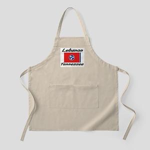 Lebanon Tennessee BBQ Apron