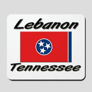 Lebanon Tennessee Mousepad